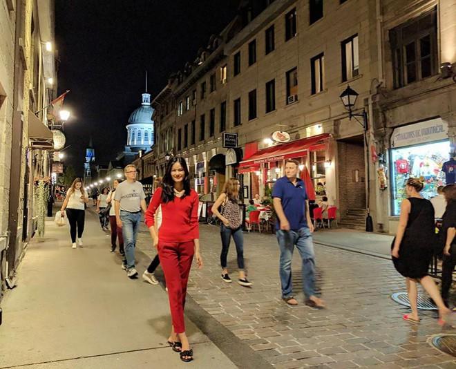 Đông này muốn diện áo len thật thời thượng, hãy học tập từ street style của các người đẹp Vbiz - Ảnh 9.