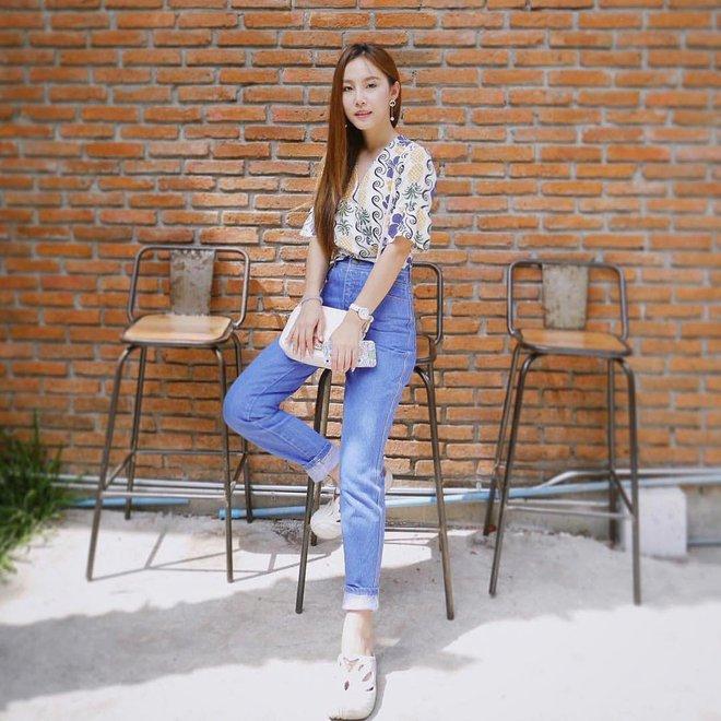Dù là chân dài hay ngắn, thì liệu bạn có chắc mình đã tìm đúng kiểu quần jeans nịnh dáng nhất chưa? - Ảnh 17.