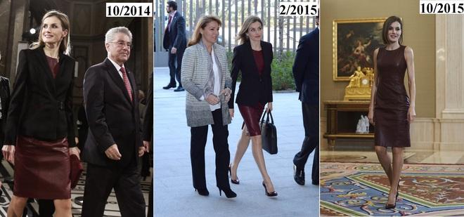Giống công nương Kate, Nữ hoàng Tây Ban Nha chỉ chuộng những hãng đồ bình dân và chẳng ngại mặc đi mặc lại một mẫu - Ảnh 19.