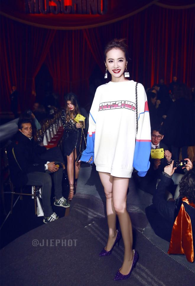 Học tập 3 xu hướng thời trang mới từ sao Hoa ngữ có thể khiến người mặc như trẻ ra vài tuổi - Ảnh 19.