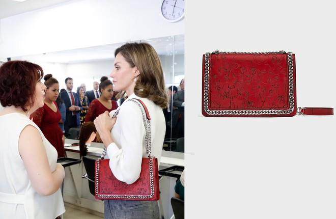 Đây là 4 thiết kế của Zara được Letizia - Hoàng hậu Tây Ban Nha diện đẹp nhất trong năm 2017 - Ảnh 10.