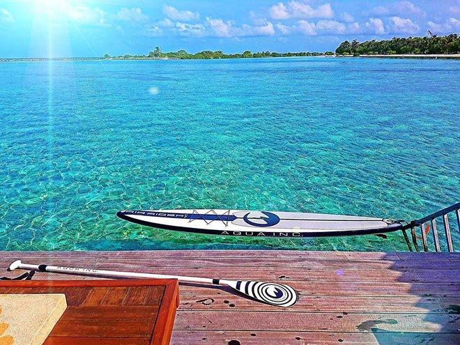 Chi 250 triệu đến thiên đường biển Maldives rồi ôm về thất vọng, cô gái trẻ còn bị dân mạng chửi sấp mặt - Ảnh 1.