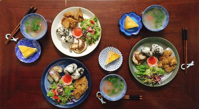 Ngất ngây với những mâm cơm đa phong cách truyền cảm hứng bếp núc từ cô gái 8x - Ảnh 1.