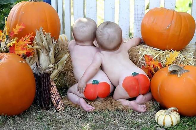 Trào lưu chụp ảnh cho bé sốt xình xịch trong mùa Halloween năm nay, bố mẹ đã biết chưa? - Ảnh 3.