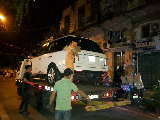Hà Nội: Bé trai 19 tháng tuổi bị xe ô tô Range Rover đè tử vong khi đang chơi gần nhà - Ảnh 2.