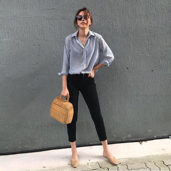 Loanh quanh ngắm street style Châu Á là bạn đã có đủ ý tưởng lên đồ cho tuần này rồi - Ảnh 15.