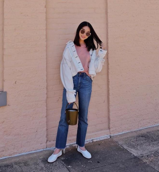 """Quên quần jeans trơn đi, còn đến 5 kiểu quần vừa đẹp vừa chất này mà các nàng nên """"bỏ túi"""" ngay - Ảnh 4."""