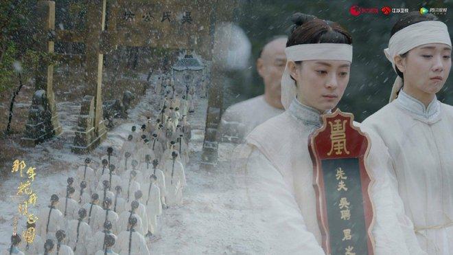 Không phải Tôn Lệ - Hà Nhuận Đông, đây là người khiến fan Năm ấy hoa nở khóc nhiều nhất - Ảnh 1.