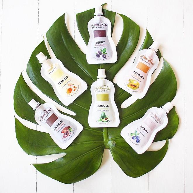 Các nàng cuồng mỹ phẩm organic chẳng thể bỏ qua loại mặt nạ an toàn đến mức ăn được - Ảnh 2.
