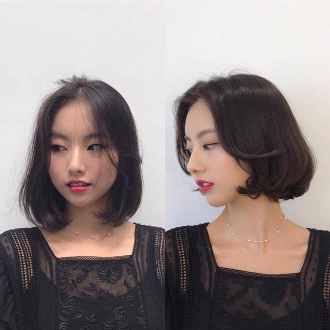 Trung thành với tóc ngắn, vì tóc ngắn vừa trẻ lại vừa có nhiều kiểu để thay đổi thế này cơ mà - Ảnh 3.