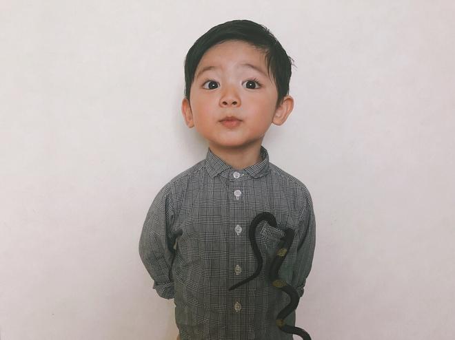 Gặp gỡ em bé Nhật dễ thương nhất instagram, sở hữu lượng fan hâm mộ khủng khắp thế giới - Ảnh 12.