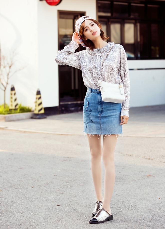 Túi mới của Chanel: Chưa ra mắt được bao lâu đã làm mưa làm gió tủ đồ của loạt sao Hoa ngữ - Ảnh 23.