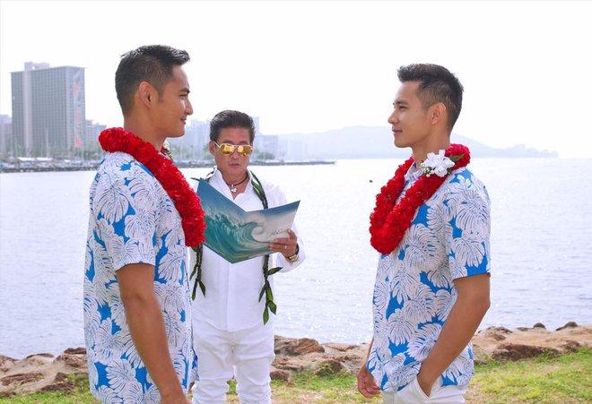 Hồ Vĩnh Khoa bất ngờ tổ chức đám cưới, bạn đời là siêu mẫu Thái Lan  - Ảnh 4.