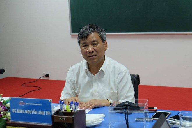 Nỗi trăn trở của GS Nguyễn Anh Trí khi về hưu: Mẹ của bé trai bị bỏ rơi vẫn chưa quay lại nhận con - ảnh 1