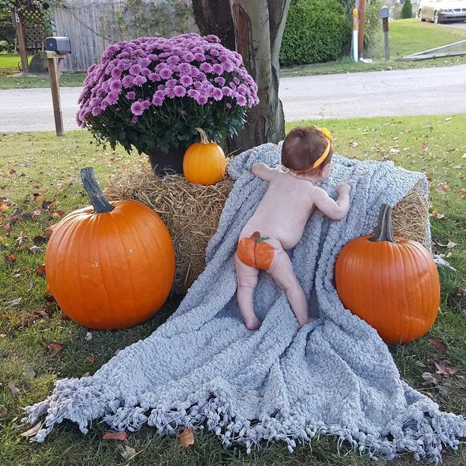 Trào lưu chụp ảnh cho bé sốt xình xịch trong mùa Halloween năm nay, bố mẹ đã biết chưa? - Ảnh 5.