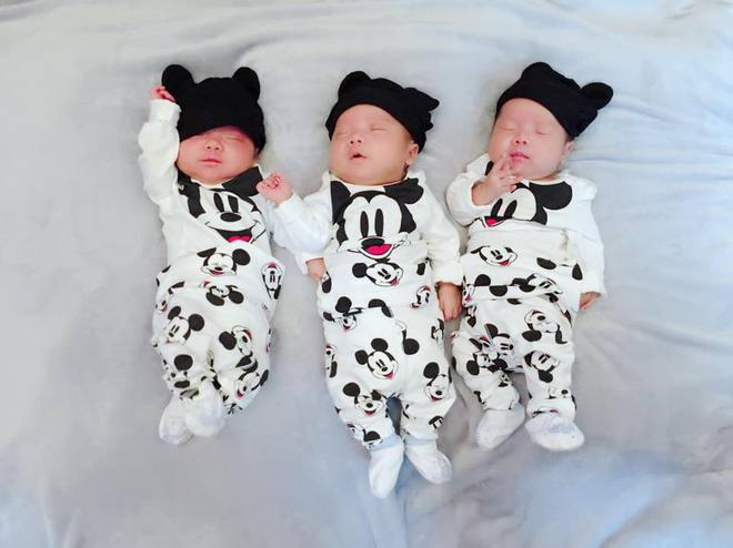 Mẹ 9x kể về hành trình mang thai ba: Quyết định giữ lại cả ba con dù bác sĩ nào cũng khuyên bỏ bớt - Ảnh 9.