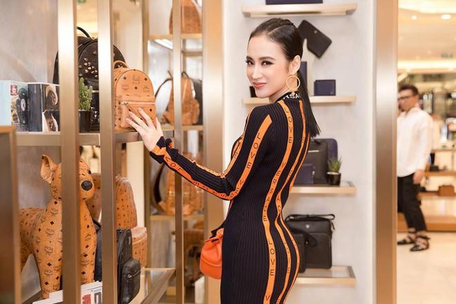 Cả showbiz Việt bây giờ toàn chạy theo phong cách trang điểm mắt đậm môi tều giống Kylie Jenner - Ảnh 15.