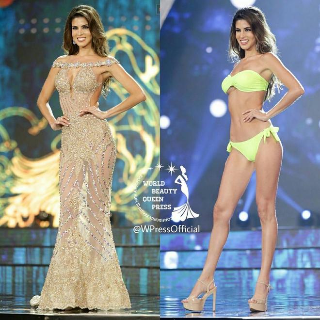 Miss Grand International: Chưa đến chung kết mà đã tràn ngập hình dự đoán đại diện Peru đăng quang - Ảnh 4.