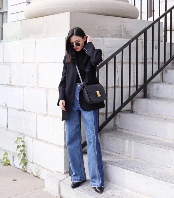 """Quên quần jeans trơn đi, còn đến 5 kiểu quần vừa đẹp vừa chất này mà các nàng nên """"bỏ túi"""" ngay - Ảnh 16."""