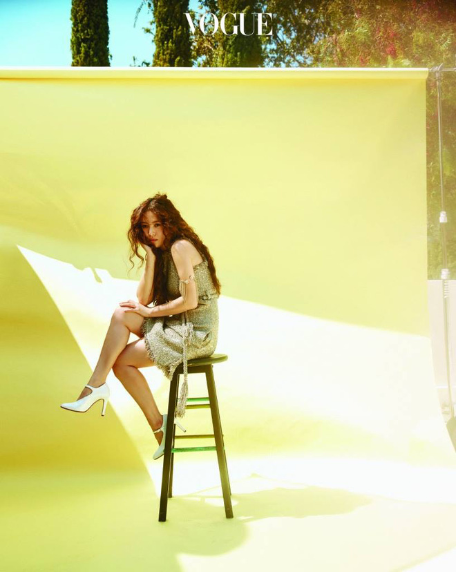 Ngắm trọn bộ ảnh Song Hye Kyo đẹp mơ màng như nữ thần lạc lối - Ảnh 6.