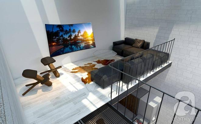 Với 1.5 tỷ đồng, KTS đã hoàn thiện căn nhà ống 3.5 tầng với tổng diện tích gần 300m² - Ảnh 12.