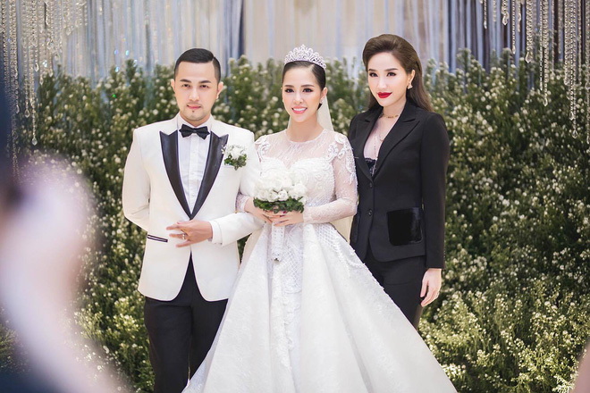 Cuộc sống hậu đám cưới của chị dâu Bảo Thy: Vẫn sang chảnh và rất được lòng mẹ chồng - Ảnh 4.