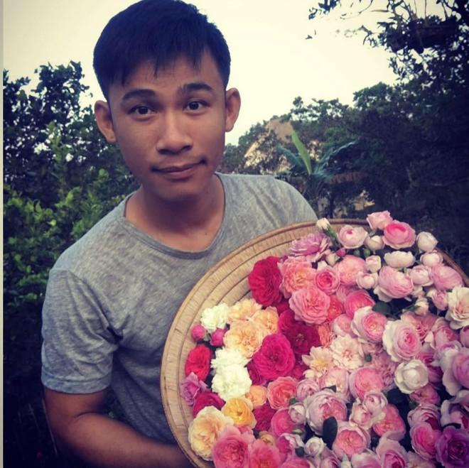 Khu vườn hoa hồng 2000 gốc gây thương nhớ cho bất cứ ai của chàng trai 9x ở Đồng Nai - Ảnh 1.