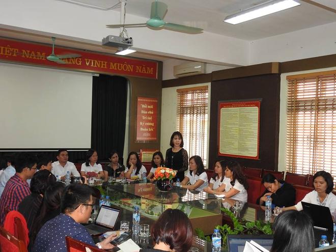 Đối chất vụ bữa ăn đạm bạc tại trường Tiểu học Nam Trung Yên: Hiệu trưởng khẳng định, hình ảnh không thể hiện rõ chất - Ảnh 7.