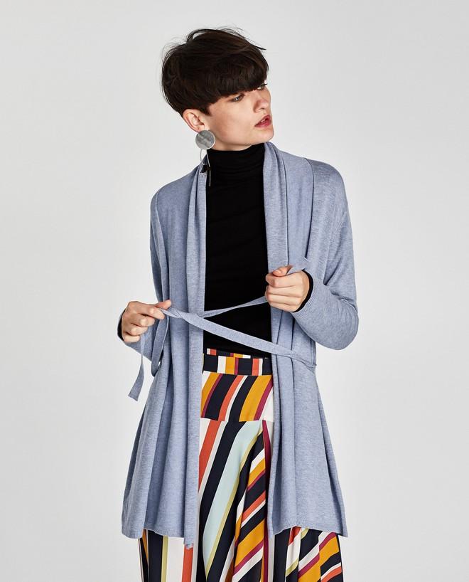 Zara sale 50% và đây là những mẫu áo len, áo nỉ mà các nàng phải vợt ngay kẻo hết size - Ảnh 11.