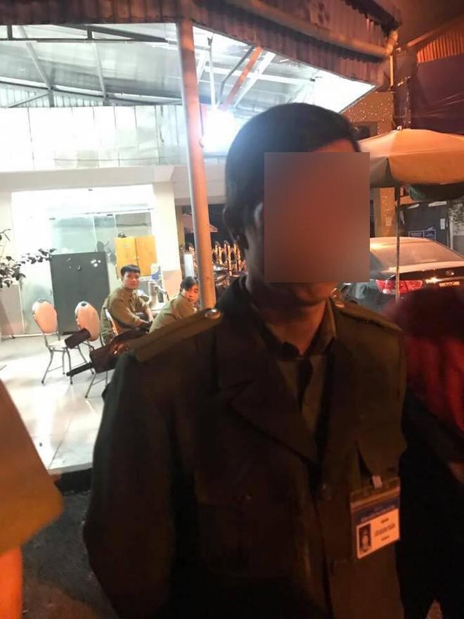 Người đàn ông giữa đêm bị bảo vệ BV Phụ Sản HN đánh rách mặt khi đưa người nhà đi cấp cứu - Ảnh 5.
