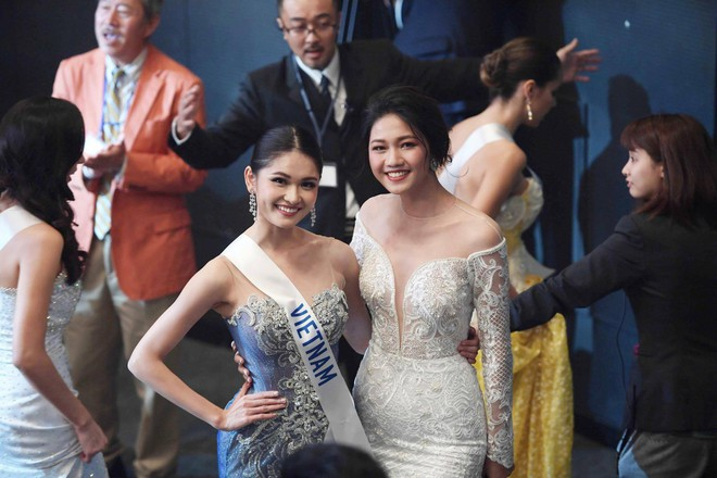 Người đẹp Indonesia đăng quang Miss International 2017, Thùy Dung trượt Top 15 - Ảnh 10.