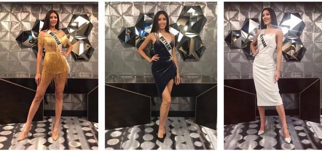 Xem Nguyễn Thị Loan đi thi Miss Universe lần này, mà nhiều người chỉ nhớ đến Phạm Hương của 2 năm trước - Ảnh 6.