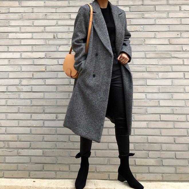 Những gam màu áo khoác dạ hot 2017, bạn đã có chưa? - Ảnh 9.