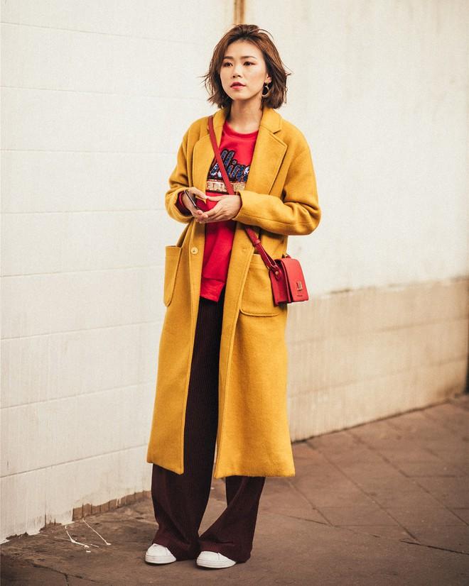 Càng cuối năm, street style của các quý cô Châu Á trông lại càng chất lừ và cực mãn nhãn - Ảnh 15.