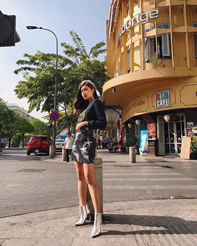 Khởi động mùa lễ hội qua những gợi ý sắc màu đến từ các người đẹp Việt - Ảnh 16.