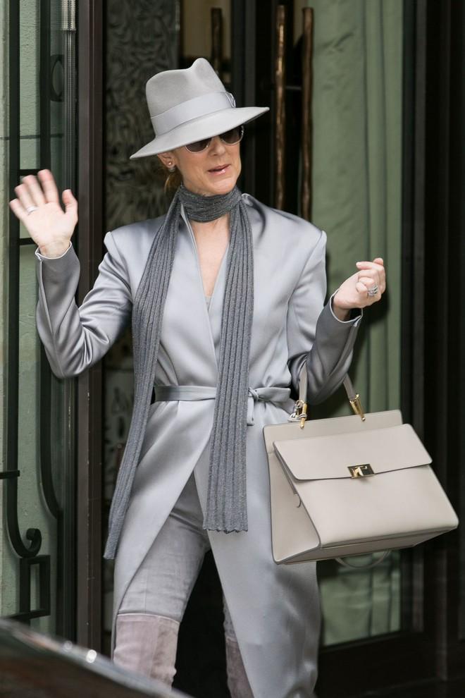 Cận kề tuổi 50 Diva Céline Dion mới lột xác phong cách khiến giới mộ điệu toàn cầu kiêng nể - Ảnh 10.