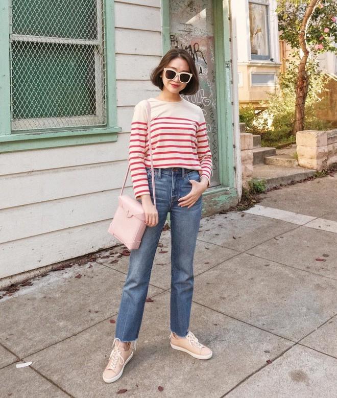"""Quên quần jeans trơn đi, còn đến 5 kiểu quần vừa đẹp vừa chất này mà các nàng nên """"bỏ túi"""" ngay - Ảnh 11."""