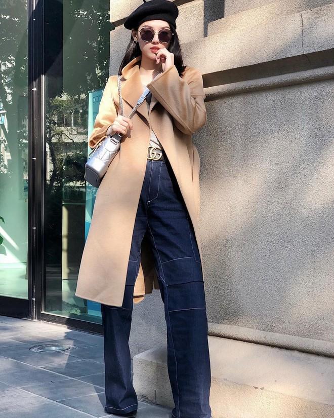Chỉ diện áo phông đơn giản thôi mà Kỳ Duyên cũng đẹp xuất thần trong street style tuần này - Ảnh 19.