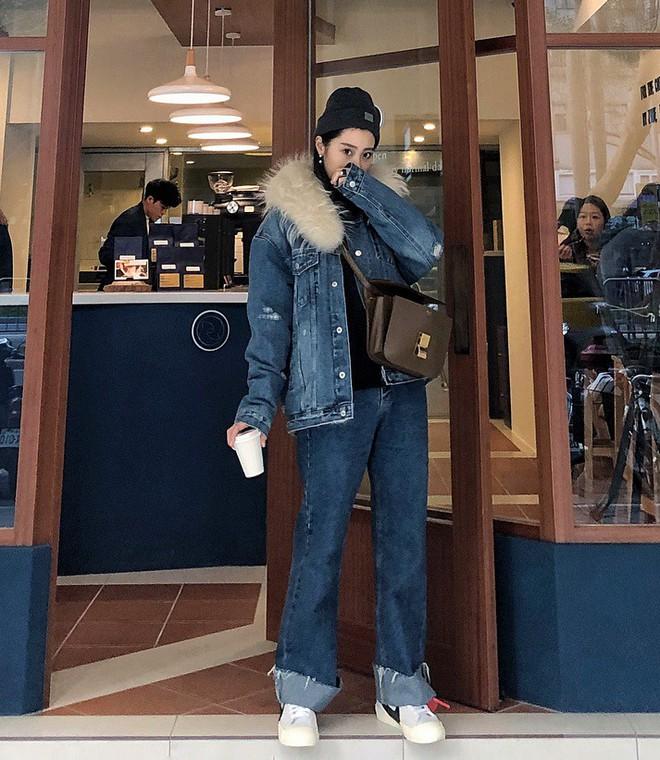 """Quên quần jeans trơn đi, còn đến 5 kiểu quần vừa đẹp vừa chất này mà các nàng nên """"bỏ túi"""" ngay - Ảnh 8."""