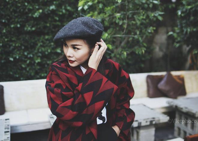 Khởi động mùa lễ hội qua những gợi ý sắc màu đến từ các người đẹp Việt - Ảnh 1.