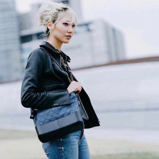 Túi mới của Chanel: Chưa ra mắt được bao lâu đã làm mưa làm gió tủ đồ của loạt sao Hoa ngữ - Ảnh 33.