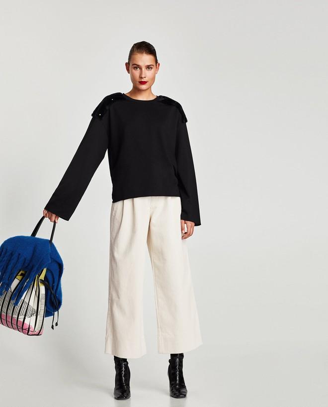 Zara sale 50% và đây là những mẫu áo len, áo nỉ mà các nàng phải vợt ngay kẻo hết size - Ảnh 16.