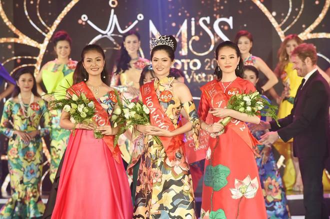 Nhan sắc siêu vòng ba của tân Miss Photo 2017 Vũ Hương Giang - Ảnh 1.