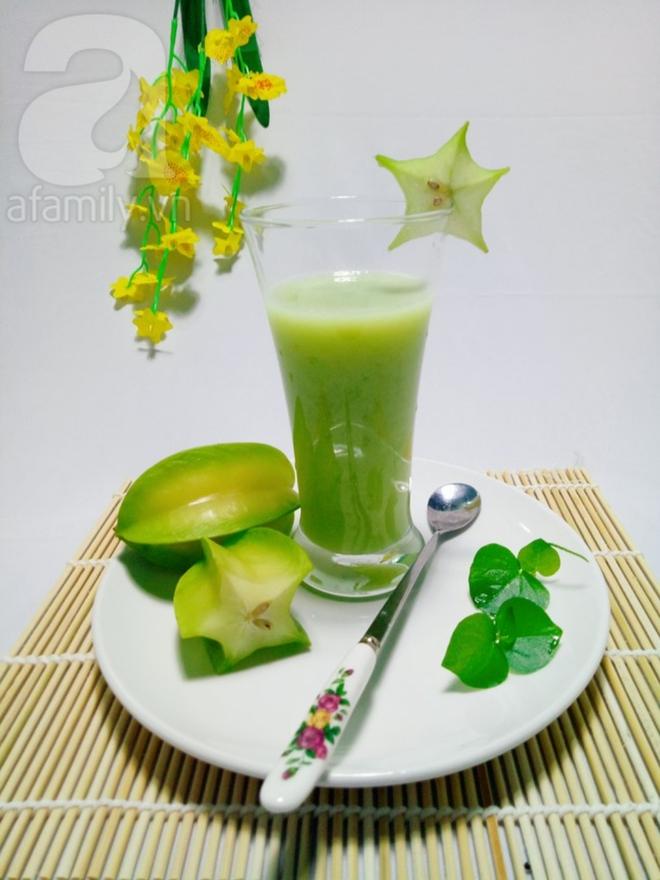 5 loại nước ép trái cây thơm ngon, bổ dưỡng ngày hè không thể bỏ qua - Ảnh 3.