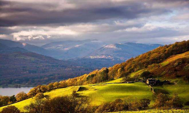 Một vòng Trái đất những địa điểm tuyệt đẹp để du ngoạn mùa thu - Ảnh 3.