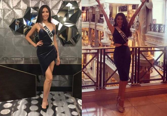 Xem Nguyễn Thị Loan đi thi Miss Universe lần này, mà nhiều người chỉ nhớ đến Phạm Hương của 2 năm trước - Ảnh 8.