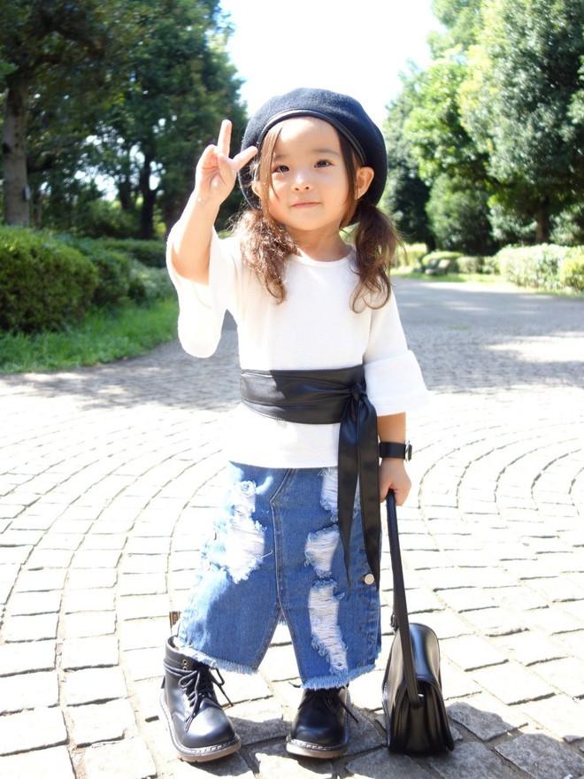 3 nhóc tì Nhật Bản chuyên mặc đồ y chang người lớn nhưng nhìn vẫn cực đáng yêu - Ảnh 8.