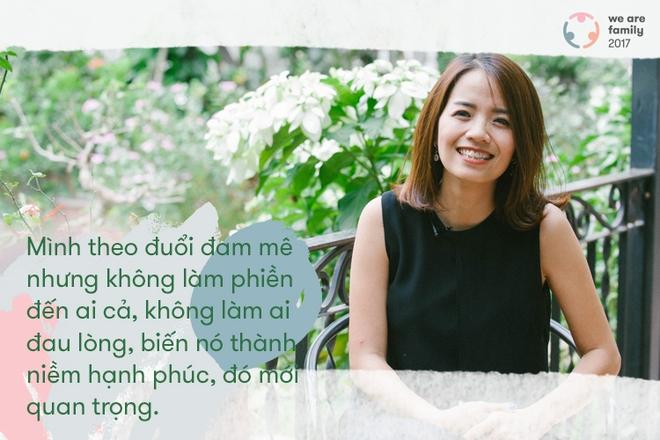 Phượng Liti Florist: Người ta nói cha mẹ trao ước mơ cho con, nhưng giấc mơ của tôi do con gái ban tặng - Ảnh 12.