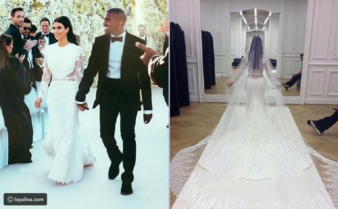 Mãn nhãn với những thiết kế váy cưới nổi tiếng nhất mọi thời đại - Ảnh 5.