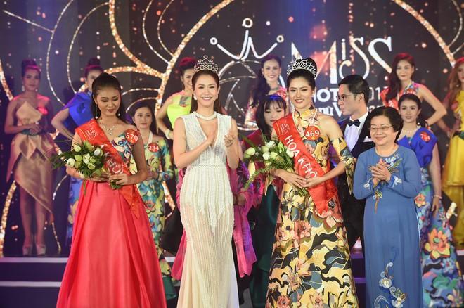 Nhan sắc siêu vòng ba của tân Miss Photo 2017 Vũ Hương Giang - Ảnh 3.